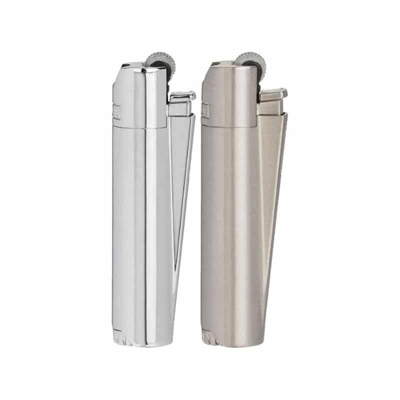 clipper-accendini-metallo-per-pipa-argento-box-da-12